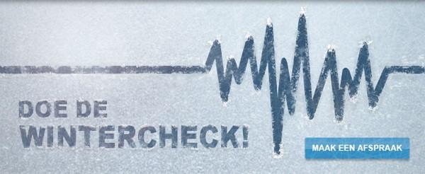 wintercheck-afspraak